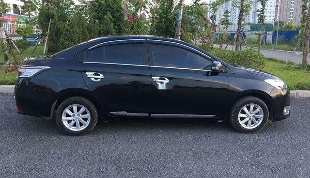 Cần bán lại xe Toyota Vios sản xuất năm 2014 giá cạnh tranh