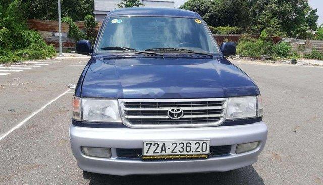 Bán Toyota Zace GL năm sản xuất 2001