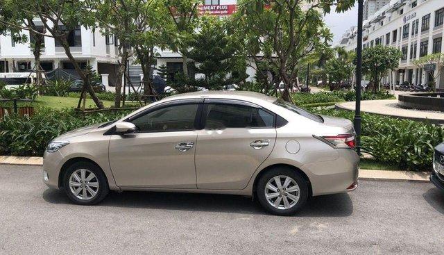 Bán Toyota Vios năm sản xuất 2017 giá cạnh tranh