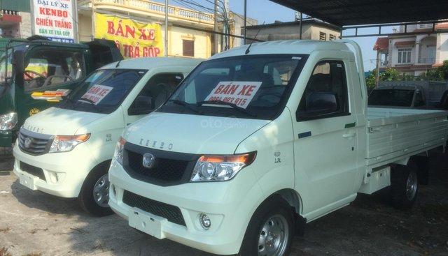 Đại lý bán xe tải Kenbo 995kg thùng lửng giá rẻ nhất tháng 7 năm 2019 tại Bắc Giang