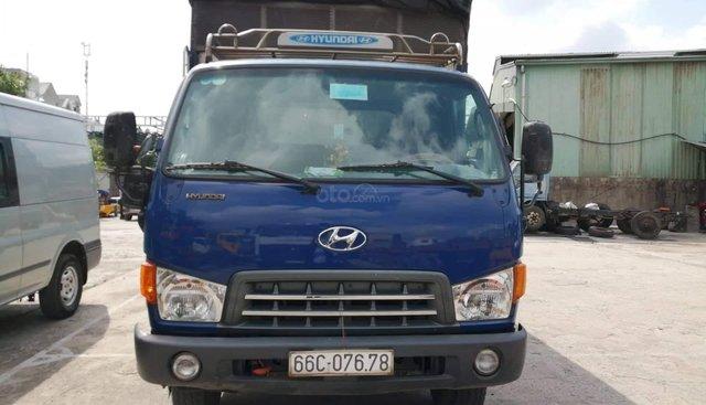 Cần bán Hyundai HD700 năm 2017, màu xanh lam