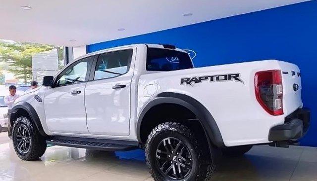 Bán Ford Ranger Raptor sản xuất năm 2019, màu trắng, xe nhập