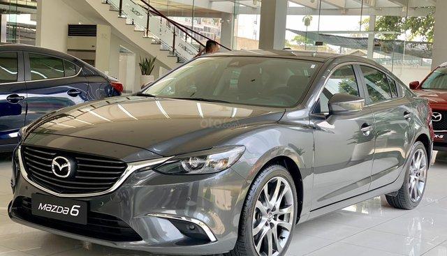 Bán Mazda 6 mới 2019-Thanh toán 283tr nhận xe-Hỗ trợ hồ sơ vay