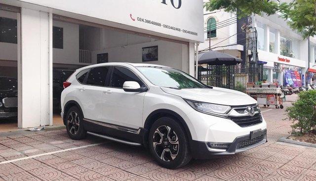 Bán xe Honda CR V 2019, màu trắng