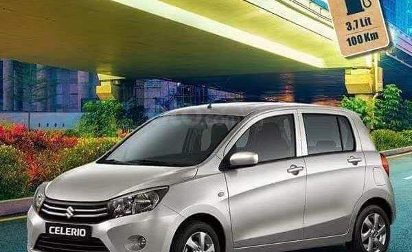 Bán Suzuki Celerio 2019 giảm giá sốc chỉ cần 80 triệu nhận xe