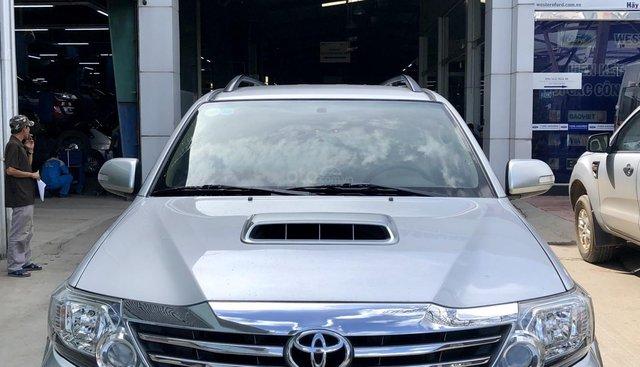 Bán Toyota Fortuner MT 2016, xe bán tại hãng Ford An Lạc BH 01 Năm