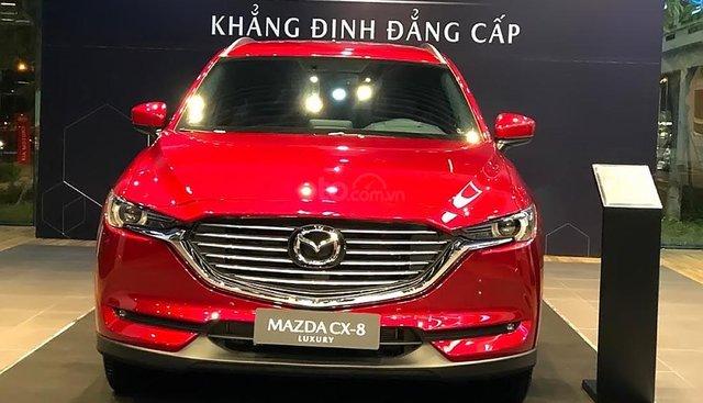 Bán Mazda CX-8 Premium sản xuất 2019, màu đỏ