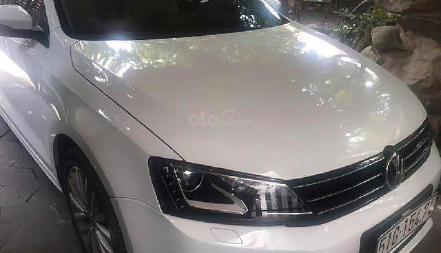 Bán Volkswagen Jetta 1.4 AT năm sản xuất 2018, màu trắng, nhập khẩu