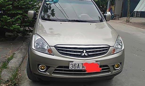 Bán ô tô Mitsubishi Zinger GLS 2.4 MT sản xuất năm 2011, màu vàng