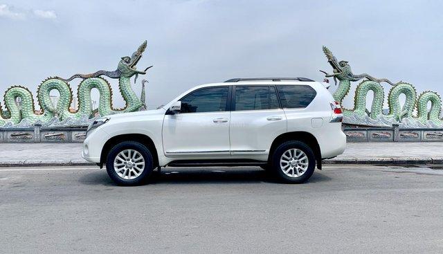 Bán Toyota Prado TXL sản xuất 2016, màu trắng, nhập khẩu