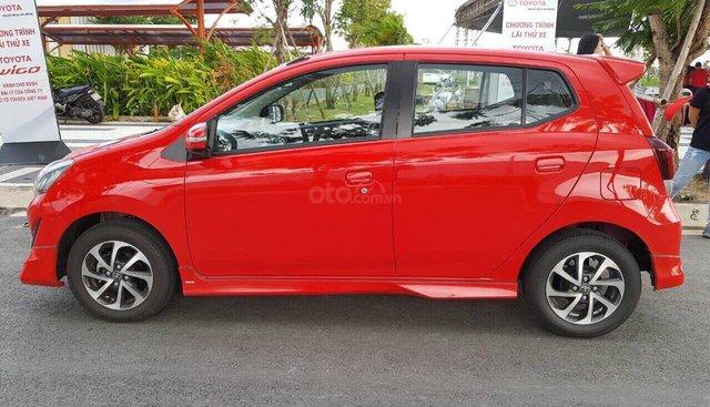 Toyota Wigo số tự động 2019 đủ màu - giao ngay