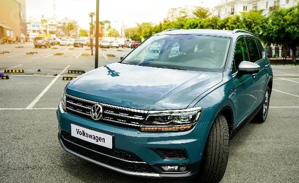 VW Tiguan Allspace Luxury 2019 - Đủ màu giao ngay. Hotline: 090-898-8862