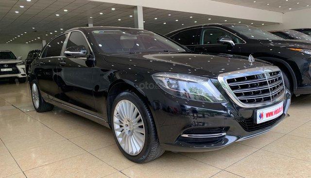 Cần bán Mercedes S400 maybach sản xuất 2016, màu đen, nhập khẩu nguyên chiếc