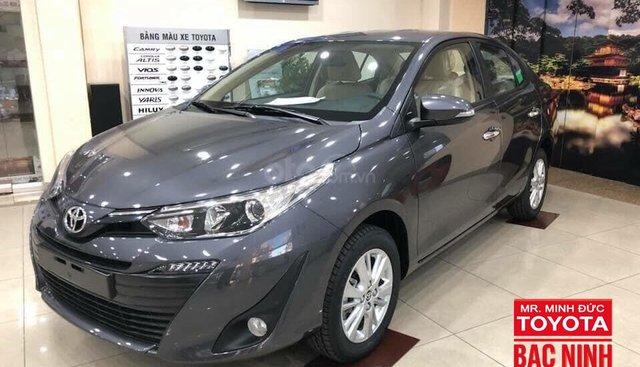 Bán Toyota Vios 2019 đủ màu, giao xe ngay giá cực sốc