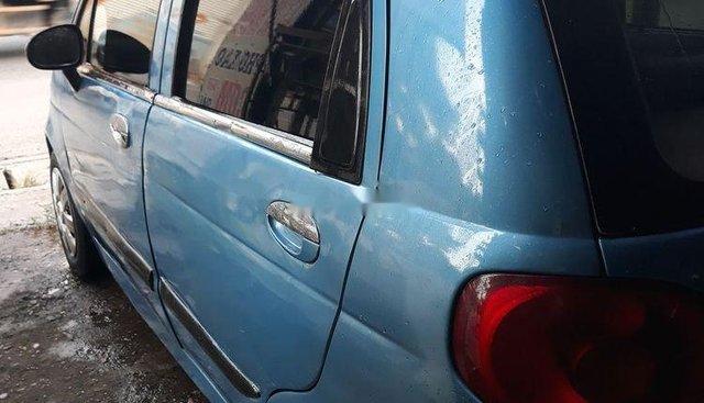 Cần bán xe Daewoo Matiz đời 2004, màu xanh lam, nhập khẩu nguyên chiếc