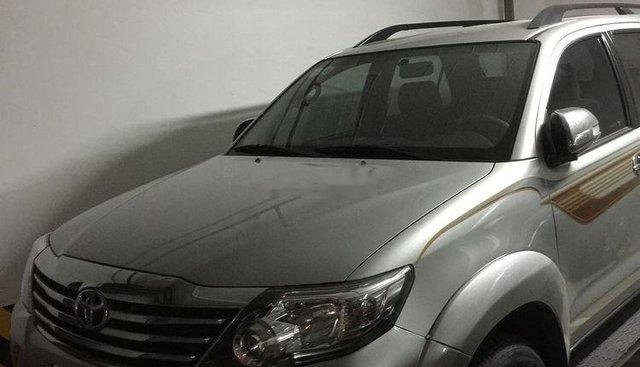 Bán ô tô Toyota Fortuner sản xuất 2013, màu xám