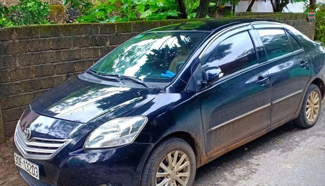 Cần bán xe Toyota Vios sản xuất 2009, nhập khẩu nguyên chiếc