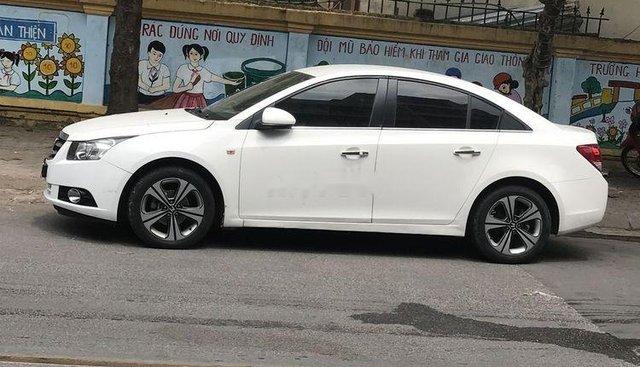 Bán Daewoo Lacetti sản xuất năm 2010, màu trắng, 250tr