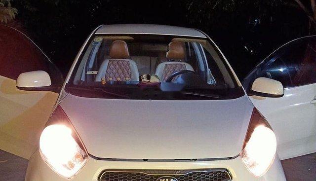 Cần bán lại xe Kia Morning đời 2015, màu trắng