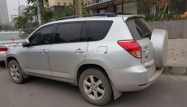 Cần bán gấp Toyota RAV4 Limited 2.4 AT năm 2008, màu bạc, xe nhập chính chủ, giá tốt