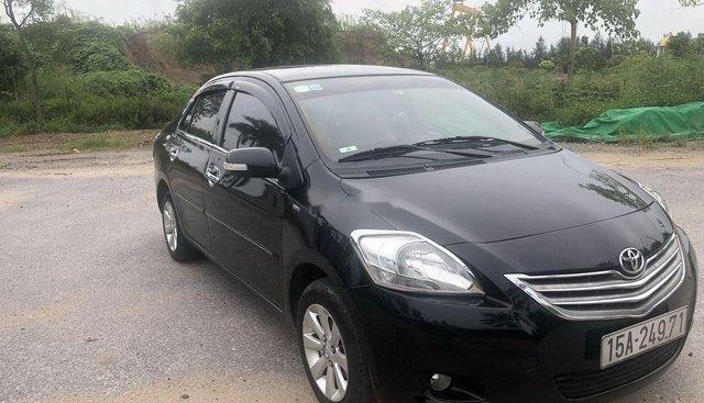 Cần bán xe Toyota Vios MT năm sản xuất 2009, màu đen giá cạnh tranh