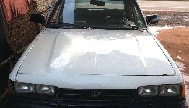 Bán Honda Accord đời 1985, màu trắng, nhập khẩu