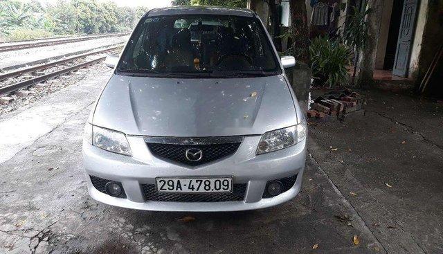 Bán xe Mazda Premacy sản xuất năm 2005, màu bạc, nhập khẩu nguyên chiếc