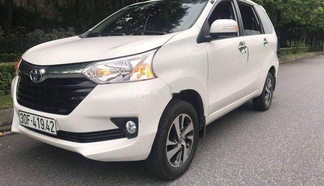 Bán Toyota Avanza sản xuất năm 2018, màu trắng, xe nhập