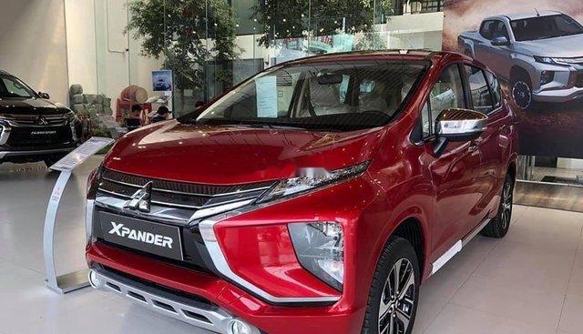 Bán Mitsubishi Xpander đời 2019, màu đỏ, nhập khẩu nguyên chiếc