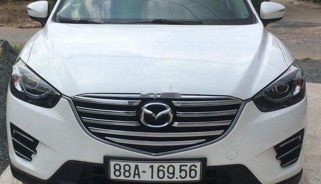 Chính chủ bán Mazda CX 5 sản xuất 2017, màu trắng