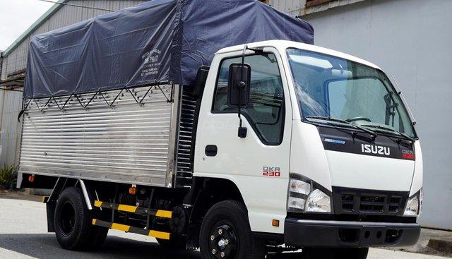 Cần bán xe Isuzu QKR đời 2019, màu trắng, giá chỉ 455 triệu