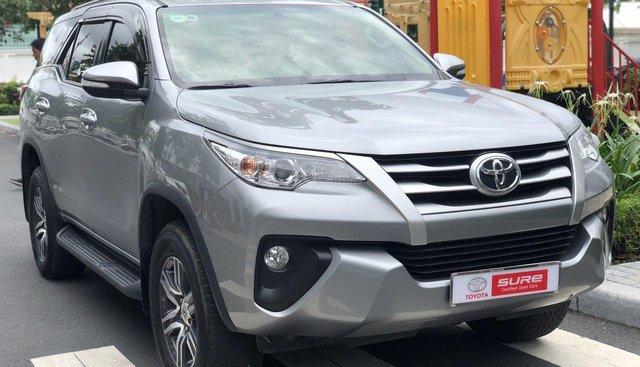 Fortuner 2019 - chương trình khuyến mãi khai trương Toyota An Giang