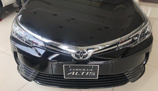 Bán Corolla Altis 761tr, giảm 40tr thuế trước bạ, 200tr rước xe về nhà