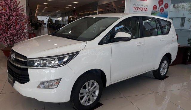 Toyota Innova khuyến mãi tháng 8