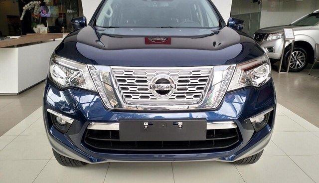 Nissan Terra V đời 2019, giá giảm sâu quà cực ngầu - giao xe ngay, liên hệ: 0906720992