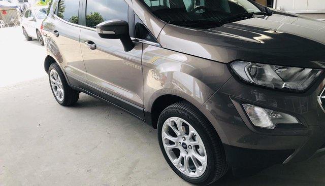 Bán xe Ford EcoSport 1.5 L AT Titanium năm sản xuất 2019, màu nâu, giá 610tr