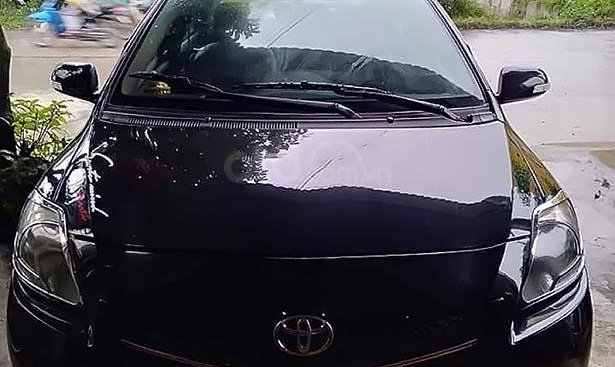 Bán Toyota Vios 1.5MT 2009, màu đen, giá chỉ 230 triệu