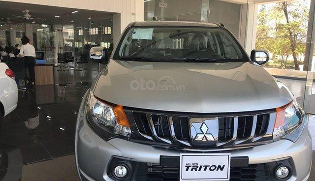 Bán xe bán tải Mitsubishi Triton rẻ nhất Quảng Bình