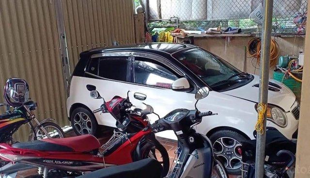 Cần bán xe Kia Morning đời 2009, màu trắng