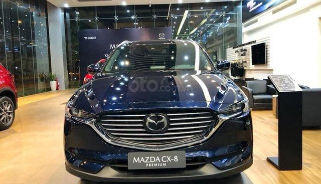 Mazda CX-8 2018 giá tốt nhất thị trường - Vĩnh Long