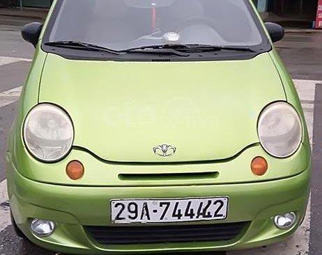 Cần bán Daewoo Matiz SE 0.8 MT đời 2005, màu xanh lục, giá 60tr