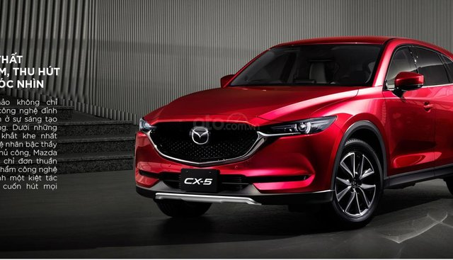 Mazda CX 5 sản xuất năm 2018 giá tốt nhất thị trường - Vĩnh Long