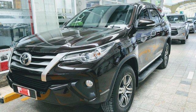 Toyota Forturer máy dầu 2017, nhập indo, odo bao lướt, giá thương lượng
