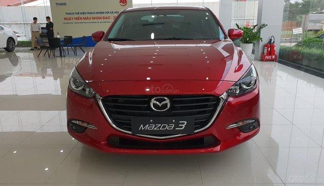 Bán Mazda 3 2018 giá tốt nhất thị trường - Vĩnh Long
