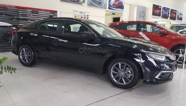 Cần bán Honda Civic G 1.8 AT đời 2019, màu đen, xe nhập