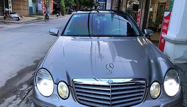 Bán Mercedes E280 sản xuất năm 2008 như mới