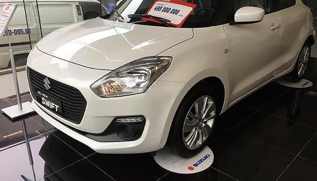 Bán Suzuki Swift GL 1.2 AT đời 2019, màu trắng, nhập khẩu nguyên chiếc