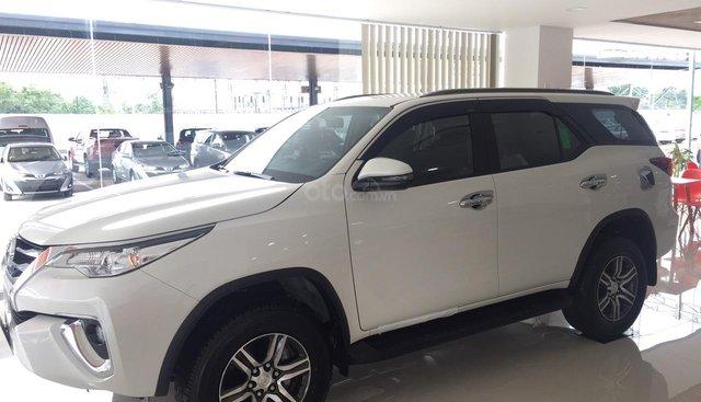Doanh số bán hàng xe Toyota Fortuner tháng 2/2020