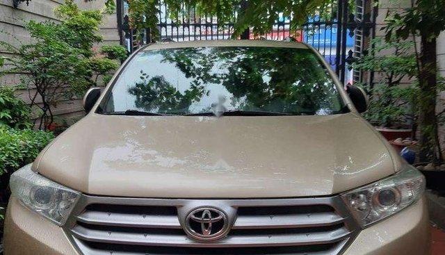 Bán Toyota Highlander sản xuất năm 2010, nhập khẩu