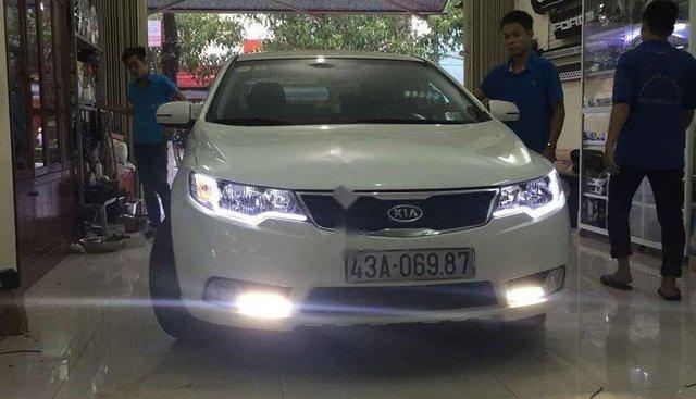 Gia đình bán Kia Forte 2013, màu trắng